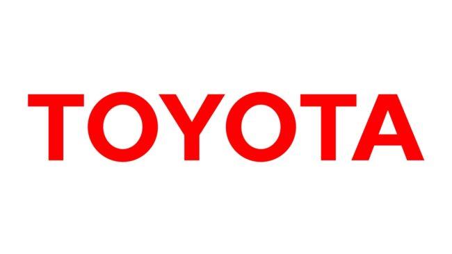 Toyota Zeichen 1978-Heute