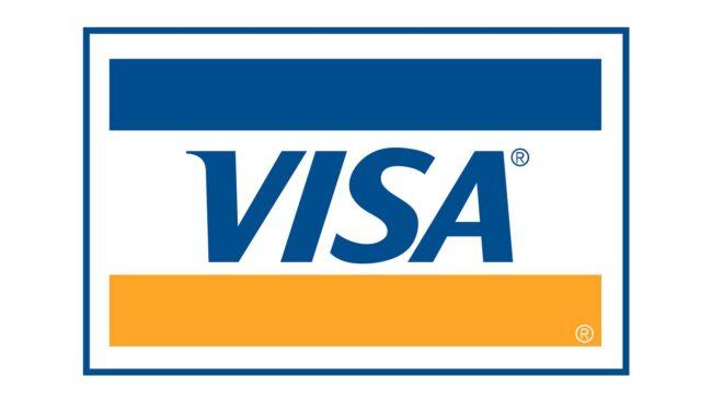 Visa Zeichen 1992–2000