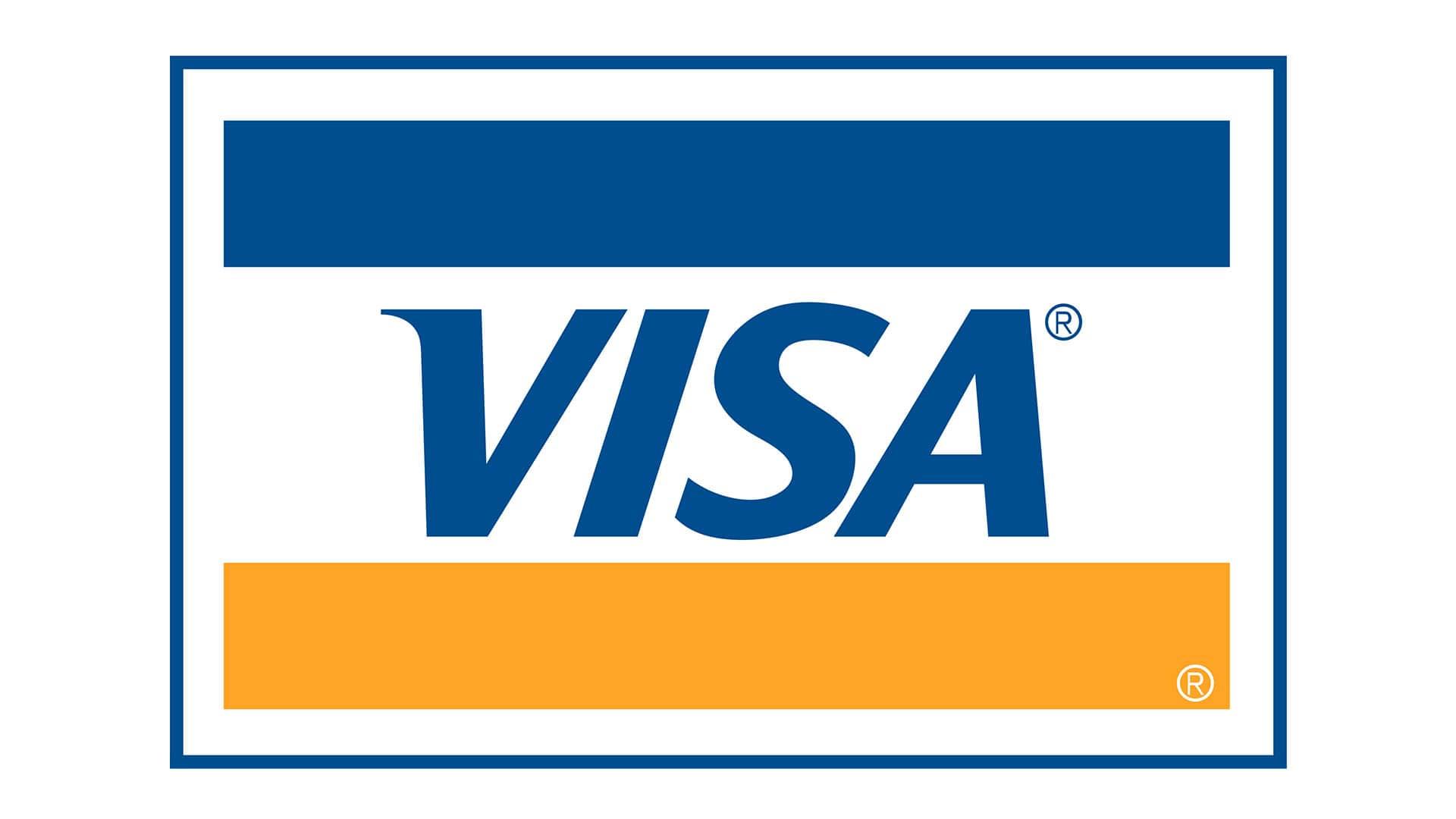 Visa Logo - Logo, zeichen, emblem, symbol. Geschichte und Bedeutung