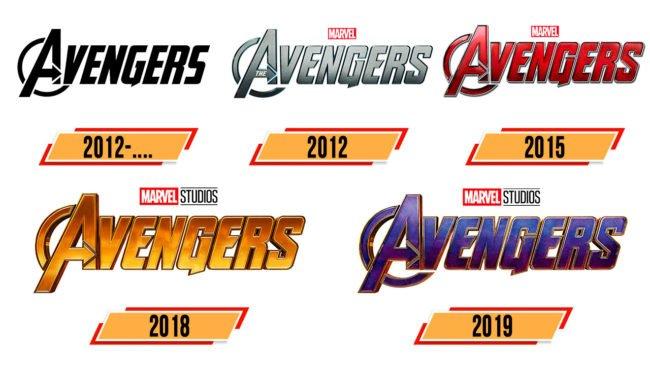 Avengers Logo Geschichte