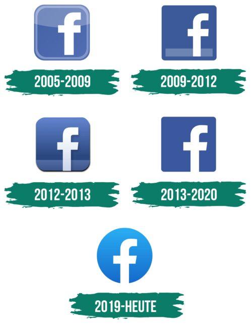 Facebook Icon Geschichte