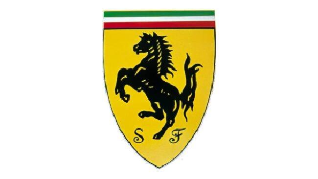 Ferrari Zeichen 1931-1939