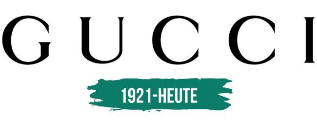 Gucci Logo Geschichte