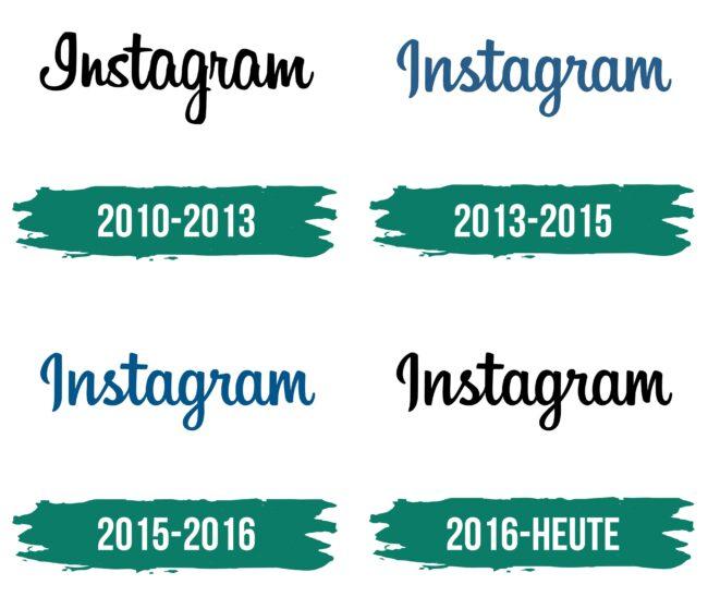 Instagram Logo Geschichte