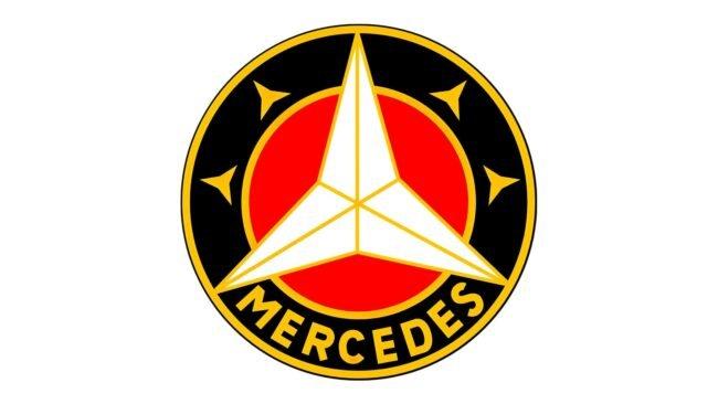 Mercedes Zeichen 1916-1926