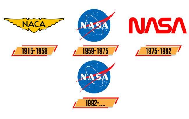 NASA Logo Geschichte