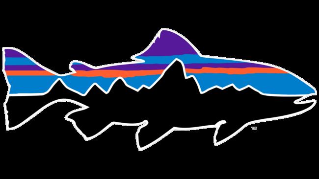Patagonia Fish Zeichen