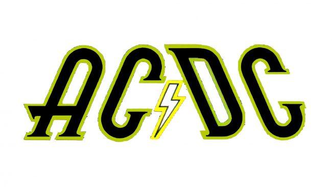AC DC Zeichen 1976
