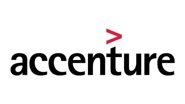 Accenture Zeichen 2001-2017