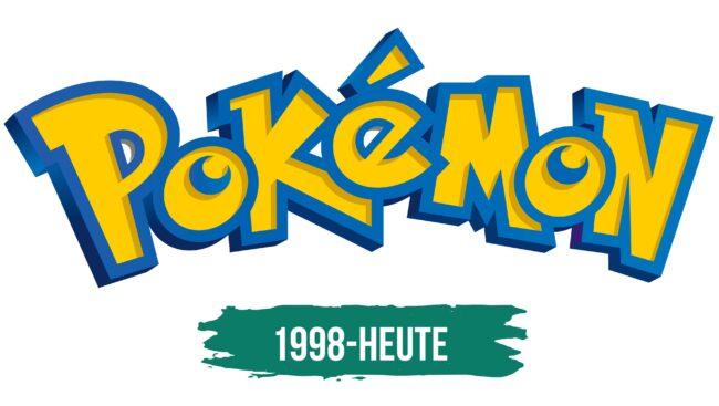 Pokemon Logo Geschichte