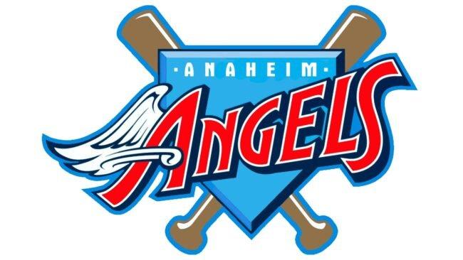 Anaheim Angels Logo 1997-2001