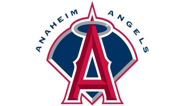 Anaheim Angels Logo 2002-2004