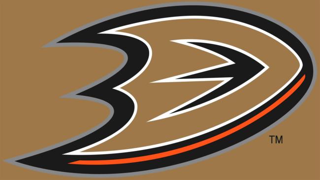 Anaheim Ducks Zeichen