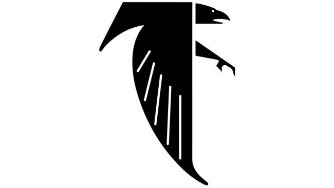Atlanta Falcons Logo 1966-1989