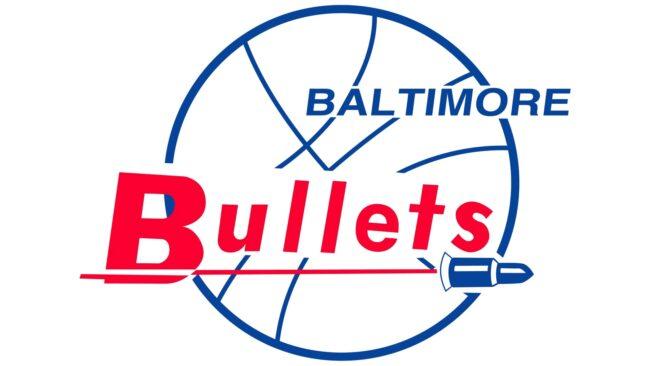 Baltimore Bullets Logo 1963-1968