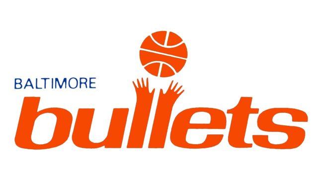 Baltimore Bullets Logo 1968-1969