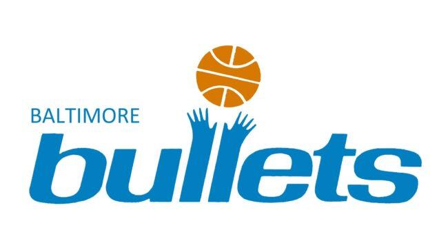 Baltimore Bullets Logo 1969-1971