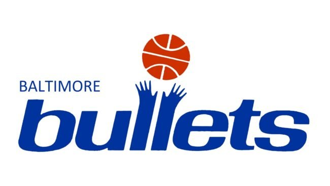 Baltimore Bullets Logo 1971-1972