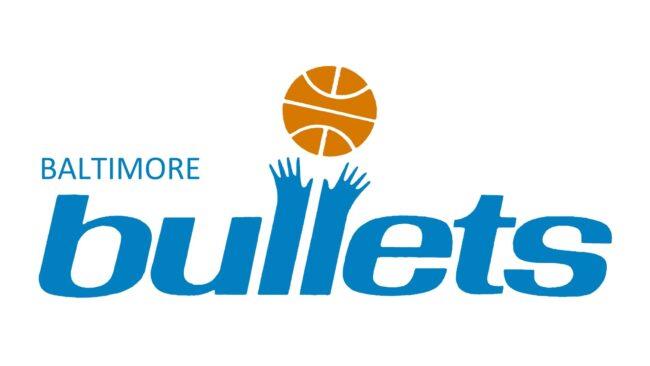 Baltimore Bullets Logo 1972-1973