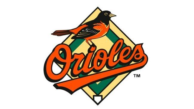 Baltimore Orioles Logo 1999-2008