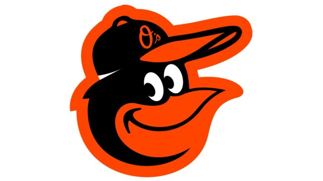 Baltimore Orioles Logo 2019-Heute