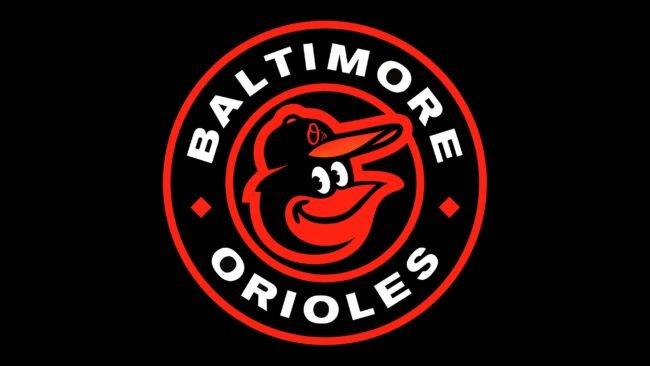 Baltimore Orioles Zeichen