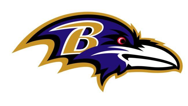 Baltimore Ravens Logo 1999-heute
