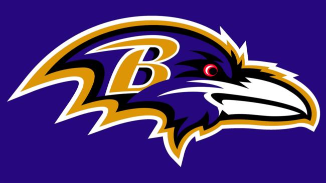 Baltimore Ravens Zeichen