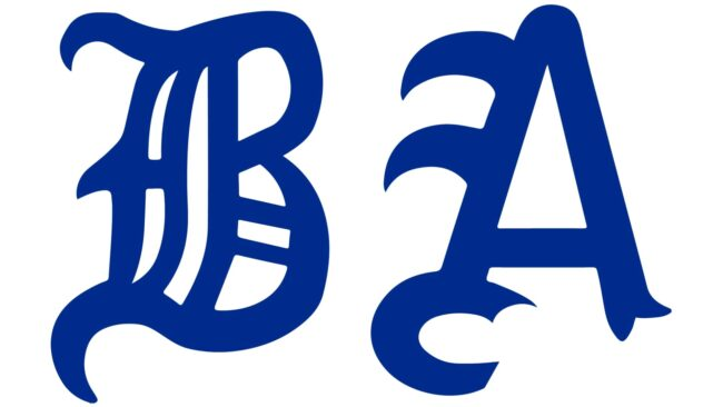 Boston Americans Logo 1901-1907