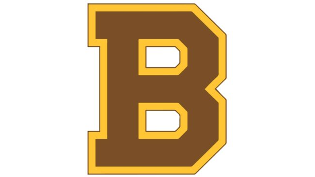 Boston Bruins Logo 1932-1934