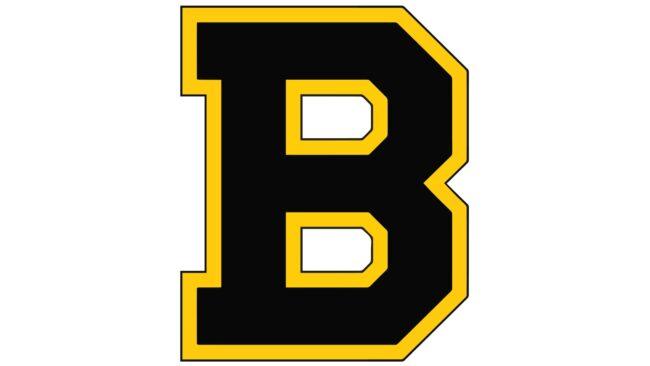 Boston Bruins Logo 1934-1949