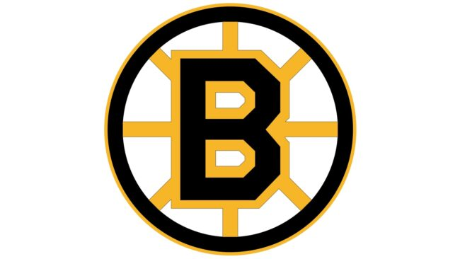 Boston Bruins Logo 1995-2007