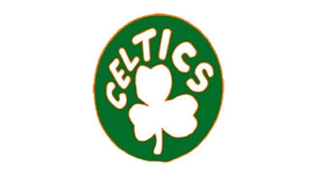 Boston Celtics Logo 1946-1950