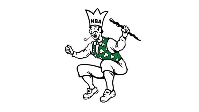 Boston Celtics Logo 1950-1960