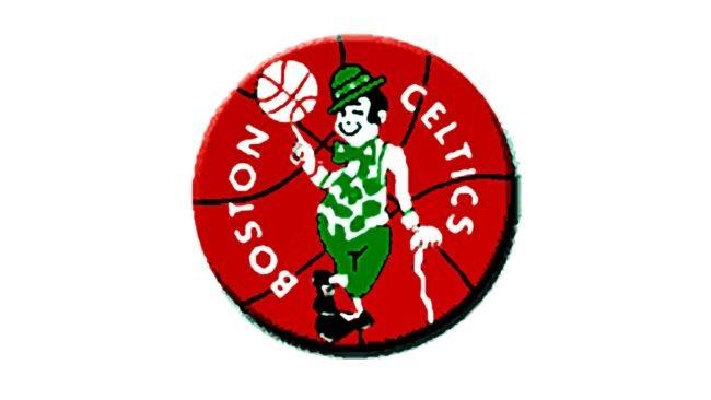 Boston Celtics Logo 1968-1976