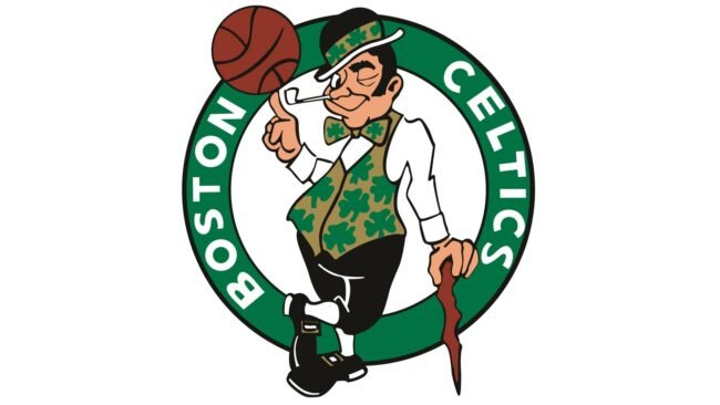 Boston Celtics Logo 1996-Heute