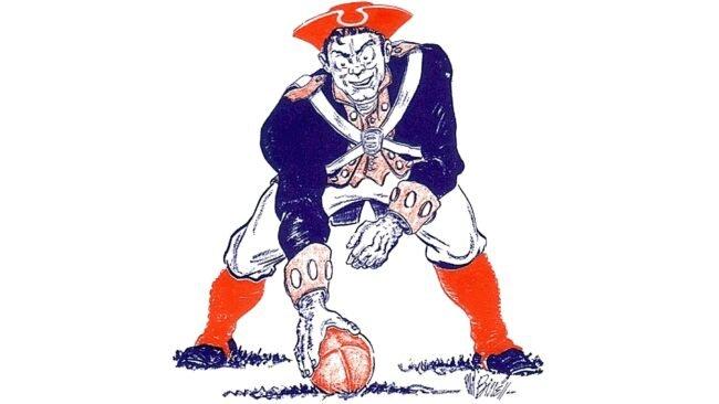 Boston Patriots Logo 1961-1971