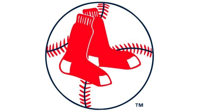 Boston Red Sox Logo 1961-1969