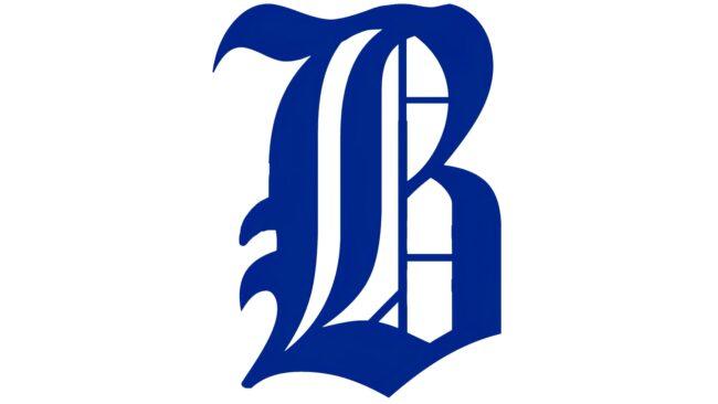 Brooklyn Superbas Logo 1902-1908