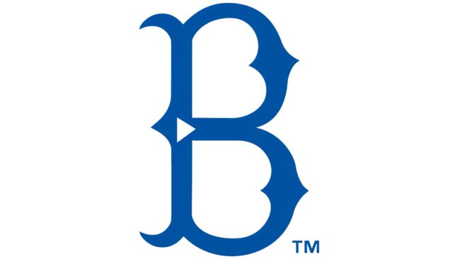Brooklyn Superbas Logo 1909