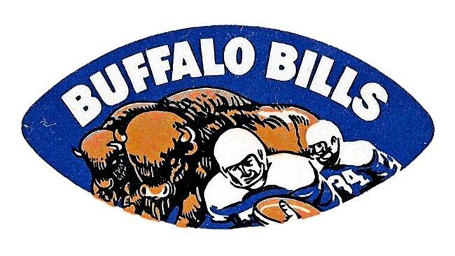 Buffalo Bills Logo 1960-1961