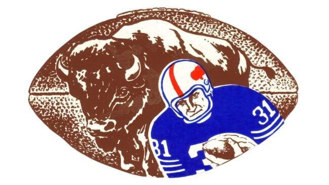 Buffalo Bills Logo 1962-1969