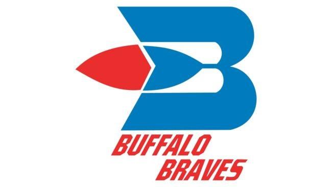 Buffalo Braves Logo 1972-1978