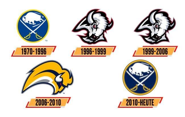 Buffalo Sabres Logo Geschichte