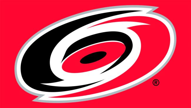 Carolina Hurricanes Zeichen