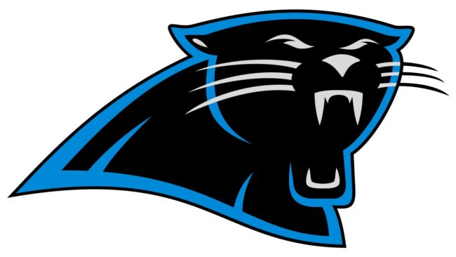 Carolina Panthers Logo 1995-2011