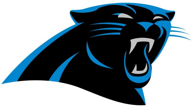 Carolina Panthers Logo 2012-heute