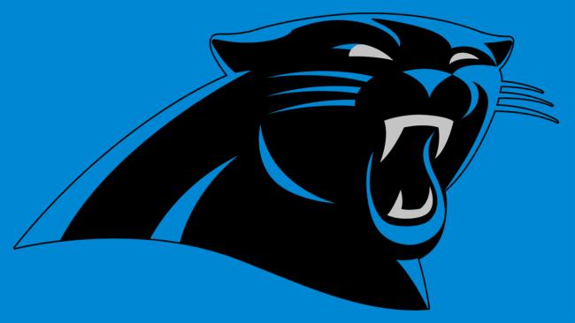 Carolina Panthers Zeichen
