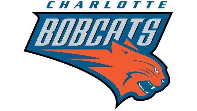 Charlotte Bobcats Logo 2008-2012