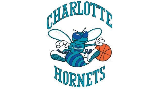 Charlotte Hornets Logo 1989-2002 1